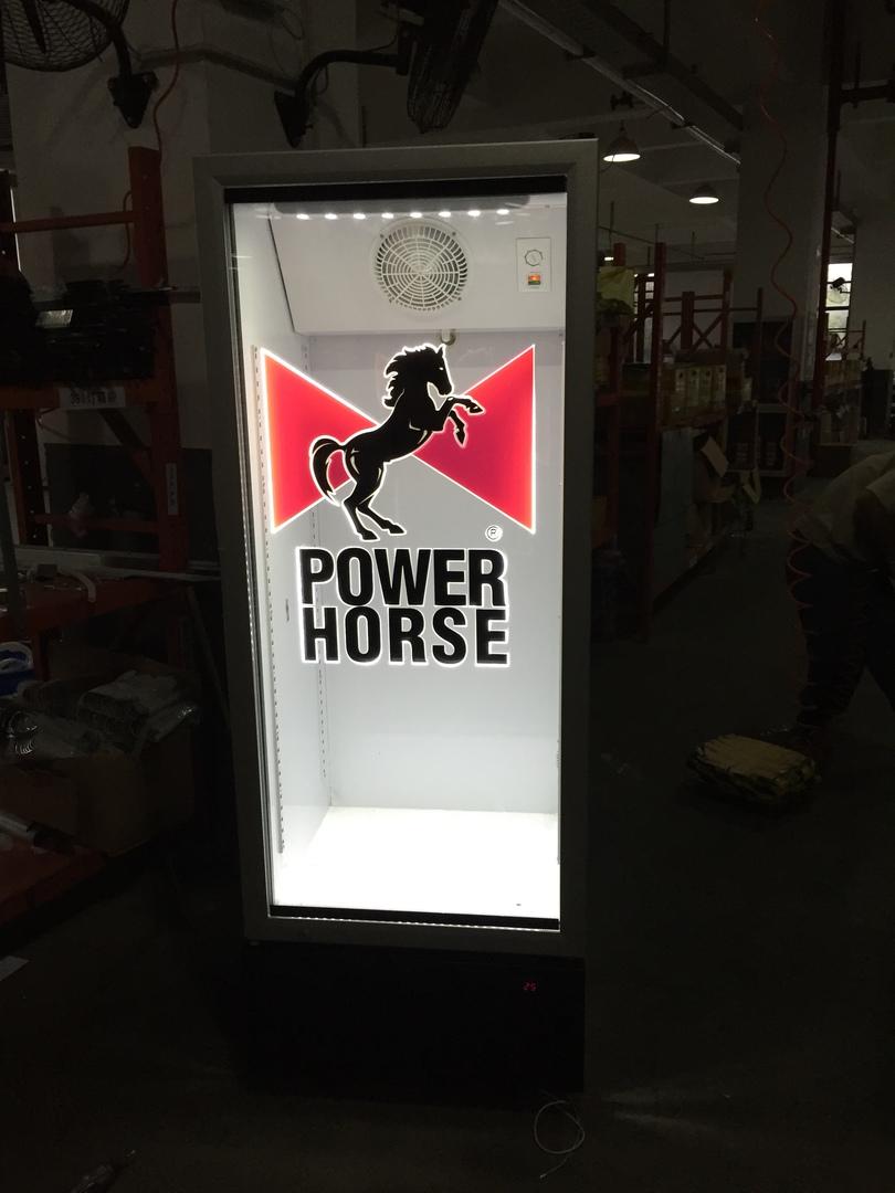 Promo Consultant - geschützte Weltneuheit Display Kühlschränke mit ...
