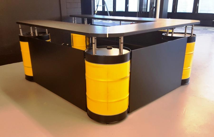 How To Make L Shaped Desk